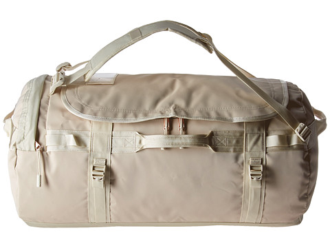 The North Face Base Camp Duffel - Large - Vintage White/Burnt Coral