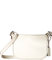 COACH - Glovetanned Leather Saddle Bag 18