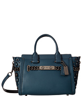 COACH - Willow Floral Detail Swagger 27