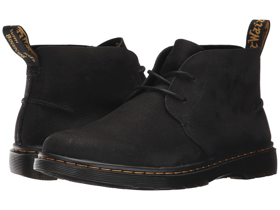 Dr. Martens Ember Desert Boot (Black Slippery Wp) Men