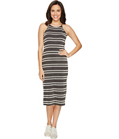 Culture Phit - Indra Spaghetti Strap Striped Dress