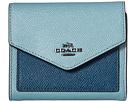 COACH - Color Block Small Wallet