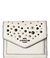 COACH - Star Rivets Small Wallet