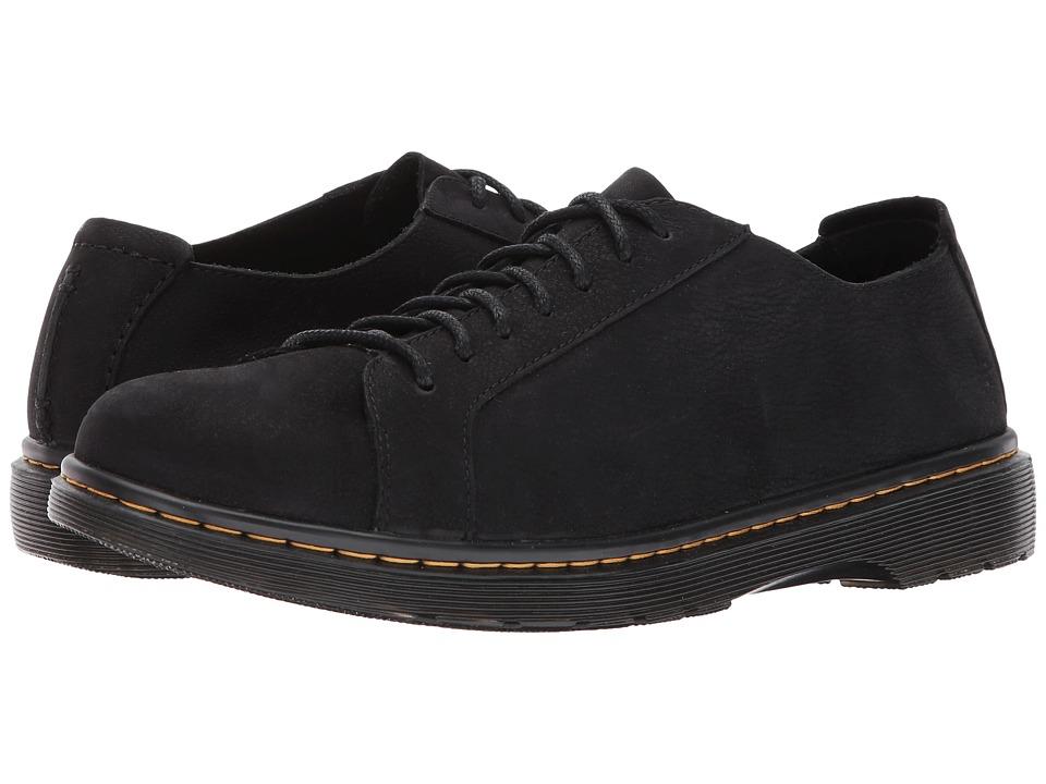 Dr. Martens Islip LTT Shoe (Black Slippery Wp) Men