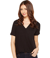 Culture Phit - Megan Crossover Short Sleeve Top