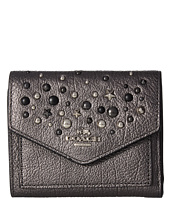 COACH - Star Rivets Mt Small Wallet