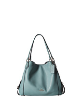 COACH - Pebbled Leather Edie 31 Shoulder Bag