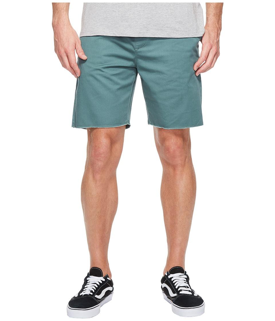 RVCA Dayshift Elastic Shorts (Pine Tree) Men