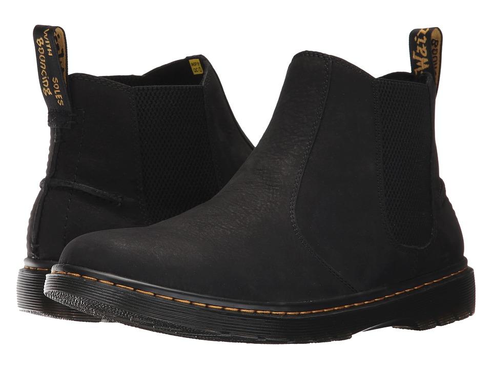 Dr. Martens Lyme Chelsea Boot (Black Slippery Wp) Men