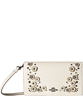 COACH - Willow Floral Fold-Over Crossbody