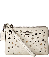COACH - Star Rivets Small Wristlet