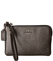 COACH - Metallic Small Wristlet