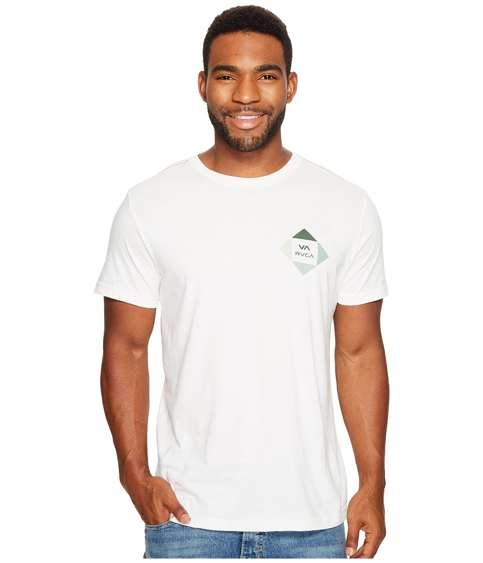 RVCA All The Way 90 Tee (Antique White) Men