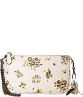 COACH - Floral Print Charm Nolita 19