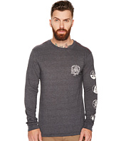 RVCA - Prigus Sport Team Long Sleeve Tee
