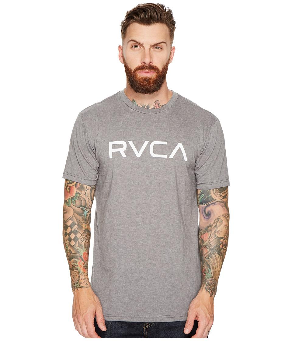 RVCA Big RVCA Tee (Grey Noise) Men