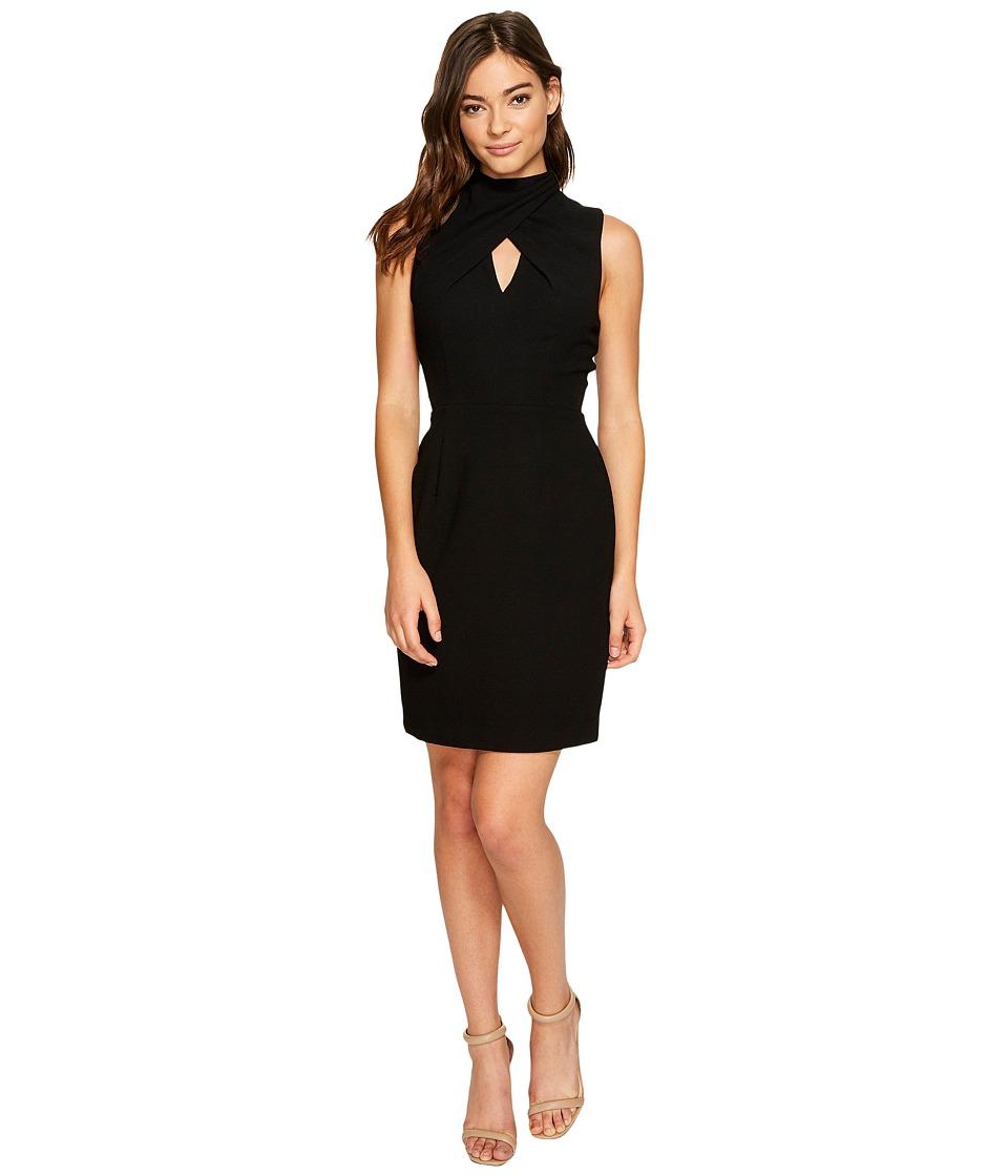 Trina Turk Contessa Dress (Black) Women