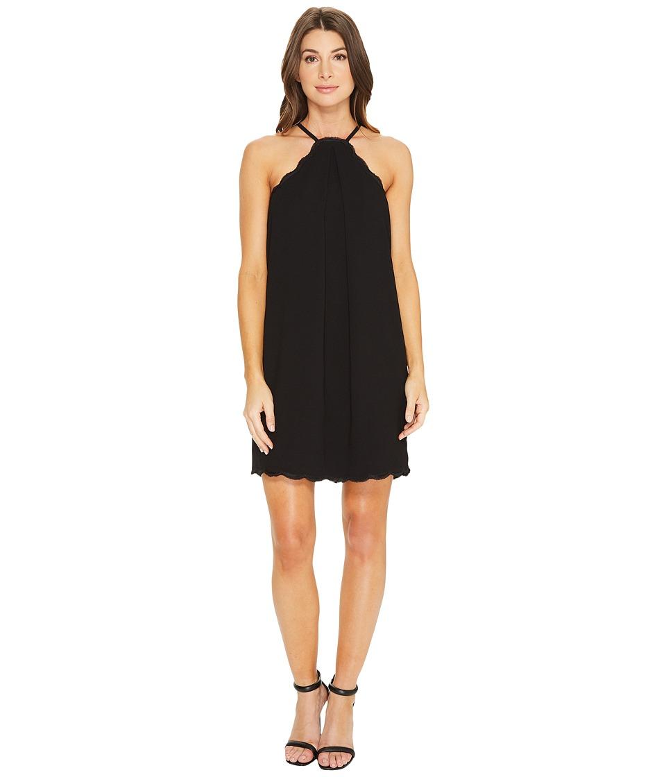 Trina Turk Vine Dress (Black) Women