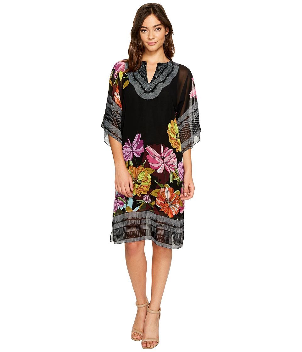 Trina Turk Joceline Dress (Black) Women