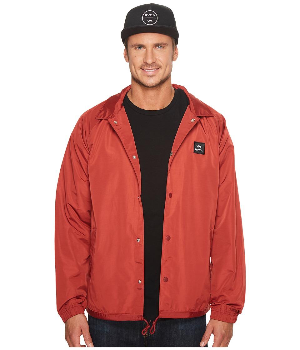 RVCA - All The Way Coaches Jacket