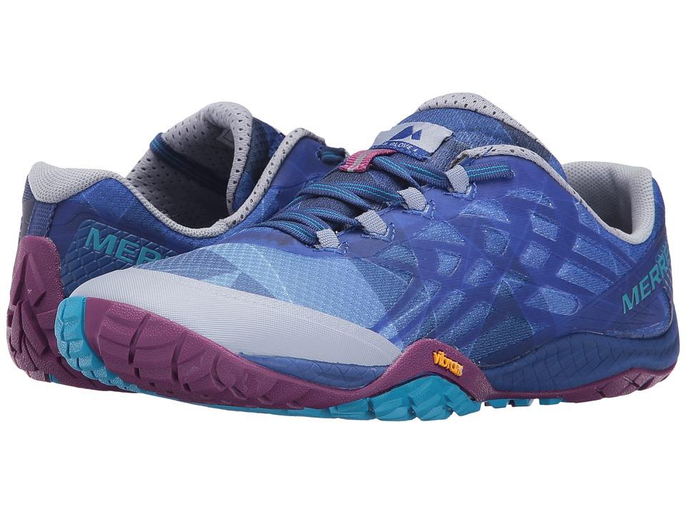 MerrellTrail Glove 4  (Alutien) Womens Shoes
