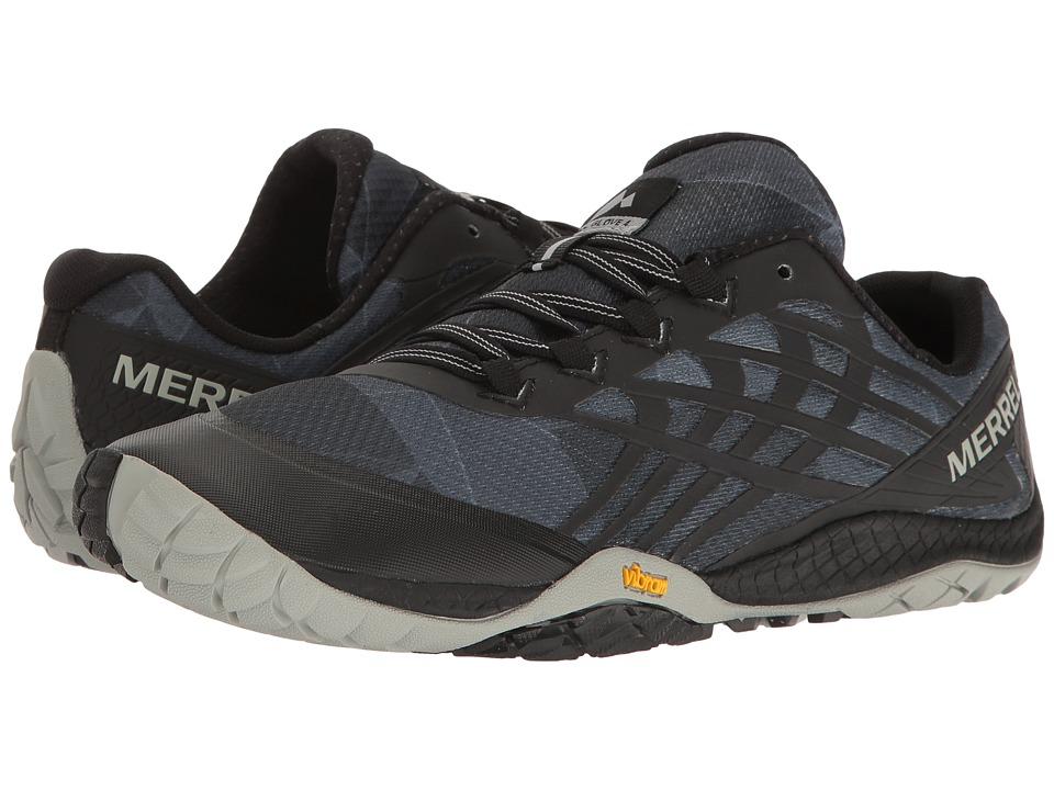 MerrellTrail Glove 4  (Black) Womens Shoes