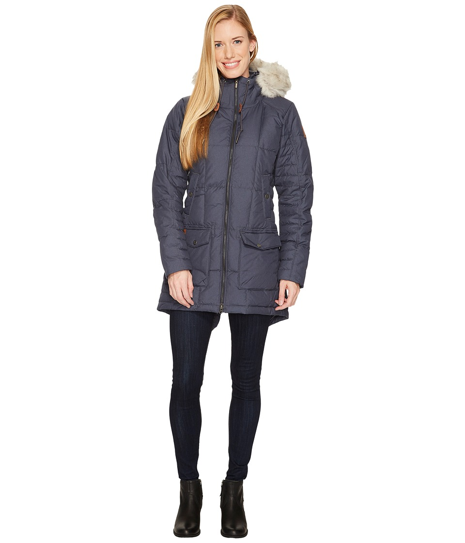 Columbia Della Fall Mid Jacket (India Ink 1) Women