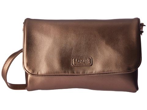 Lipault Paris Miss Plume Medium Clutch Bag - Pink Gold