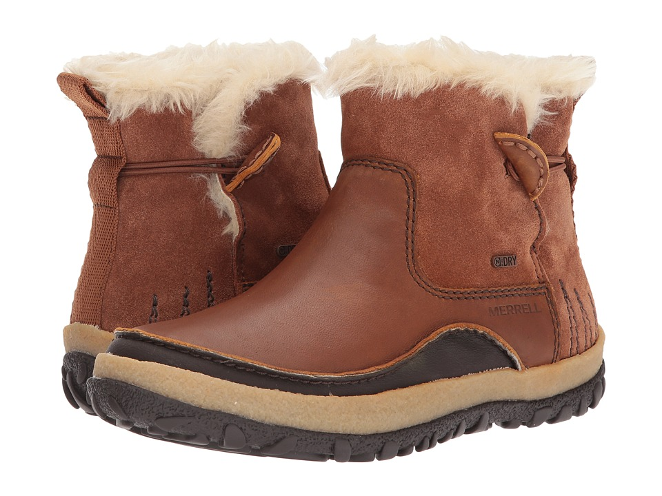 Merrell Tremblant Pull-On Polar Waterproof (Merrell Oak) Women