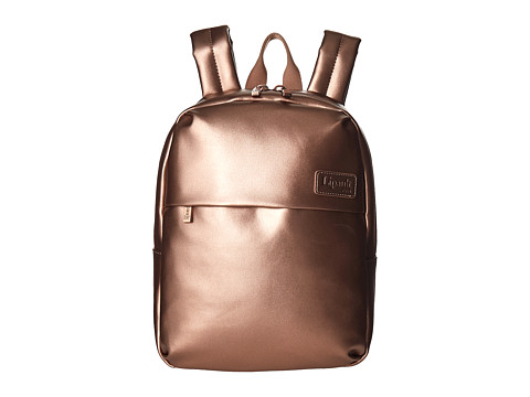 Lipault Paris Miss Plume X-Small Backpack - Pink Gold