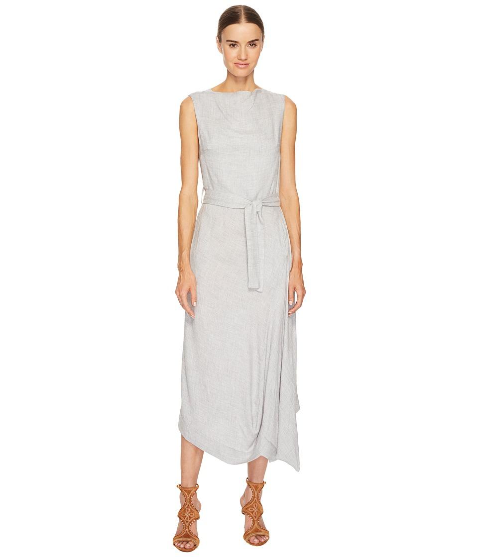 Vivienne Westwood Vasari Sleeveless Empire Dress (Grey) Women