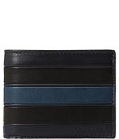 COACH - Modern Varsity Stripe Slim Billfold