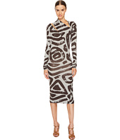 Vivienne Westwood - Timans Printed Long Sleeve Dress