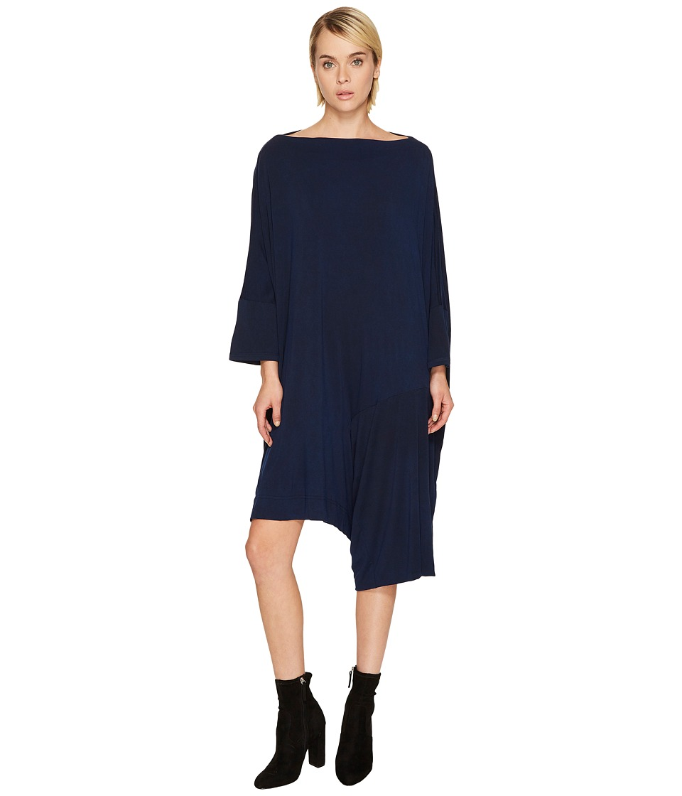 Vivienne Westwood Patron Dolman Sleeveless Dress (Blue) Women