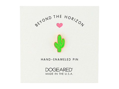 Dogeared Beyond The Horizon Pin - Gold Dipped