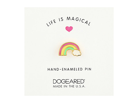 Dogeared Life Is Magical Pin - Gold Dipped