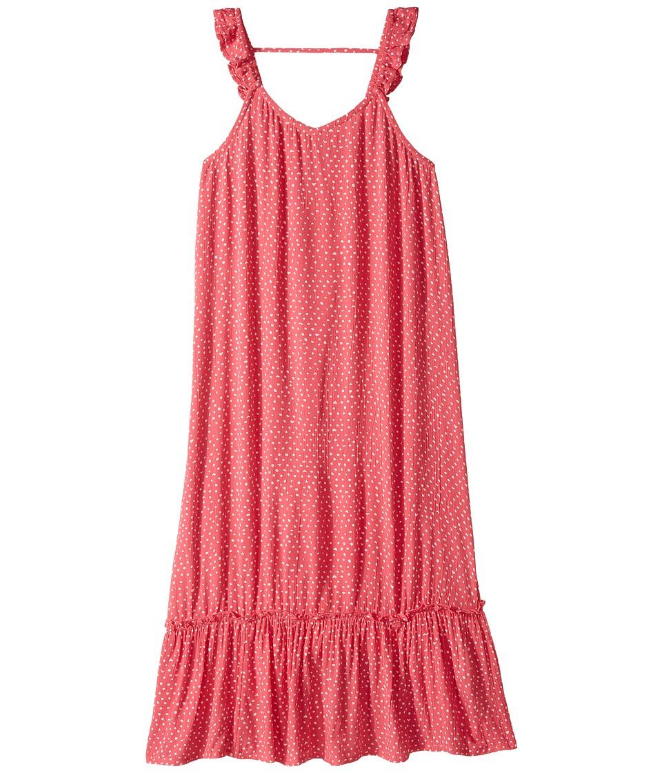 Billabong Kids After Ever Maxi Dress (Little Kids/Big Kids) (Paradise Pink) Girl