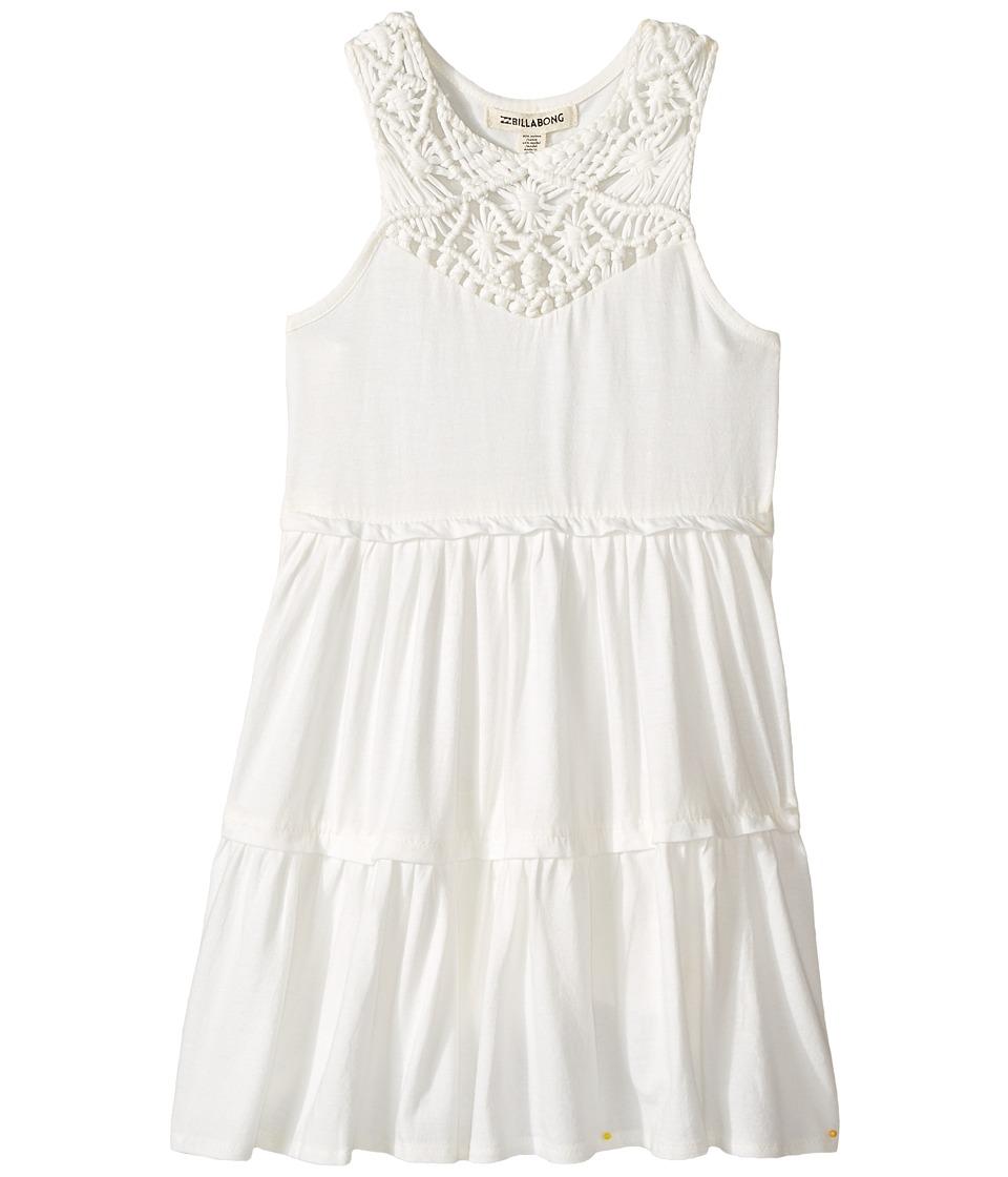 Billabong Kids Salty Side Dress (Little Kids/Big Kids) (Cool Wip) Girl
