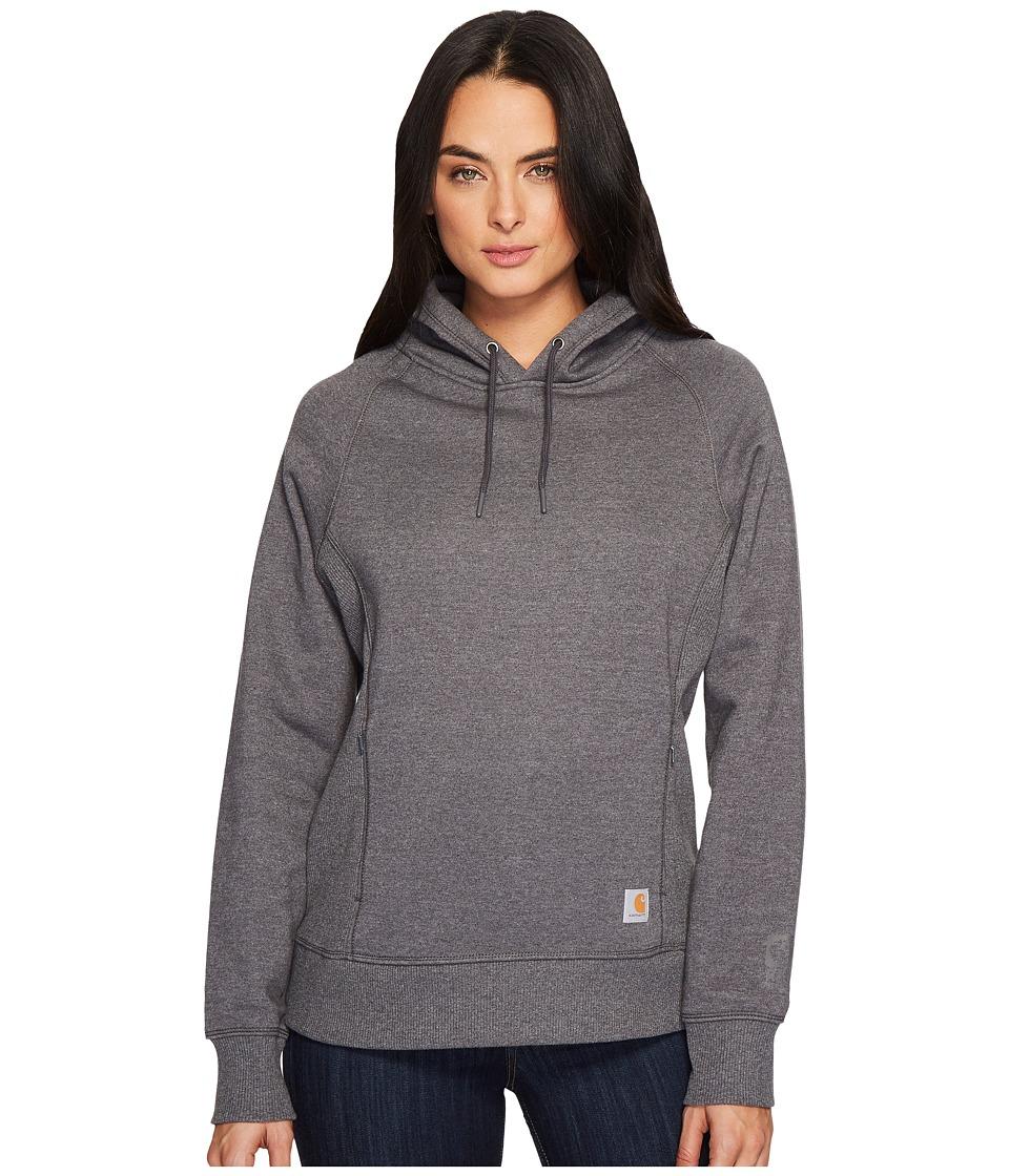 Carhartt Avondale Pullover Sweatshirt (Carbon Heather) Wo...