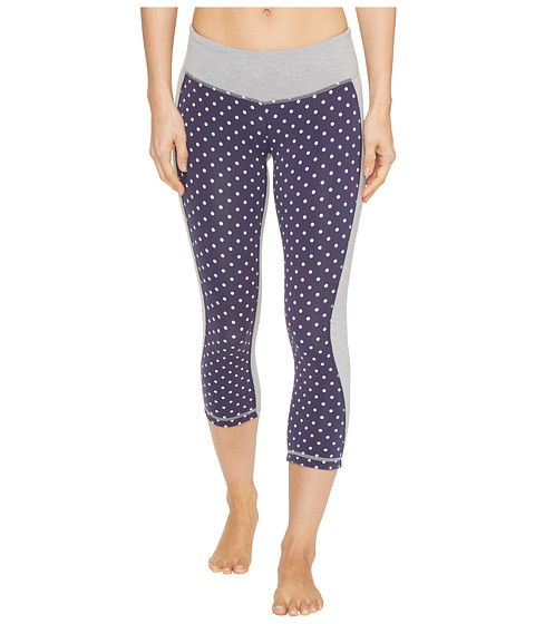 New Balance Fitted Print Capris