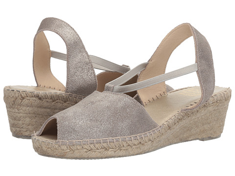 Andre Assous Dainty - Pewter Brushed Suede