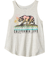 Billabong Kids - Cali Bear Love Tank Top (Little Kids/Big Kids)