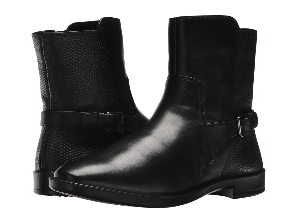 ECCO Shape M 15 Boot (Black/Black) Women