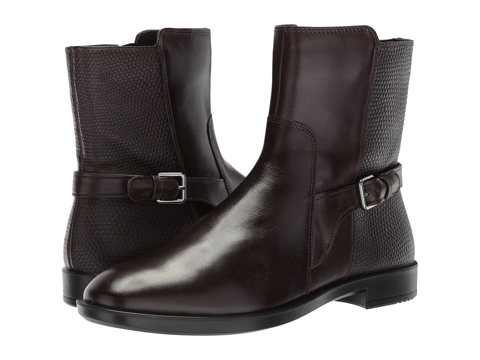 ECCO Shape M 15 Boot (Coffee/Coffee) Women