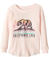 Billabong Kids - Cali Bear Love Thermal (Little Kids/Big Kids)