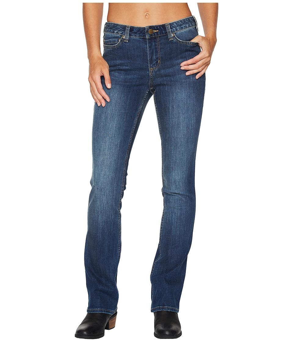 Carhartt Slim Fit Layton Bootcut Jeans (Rainwash) Women