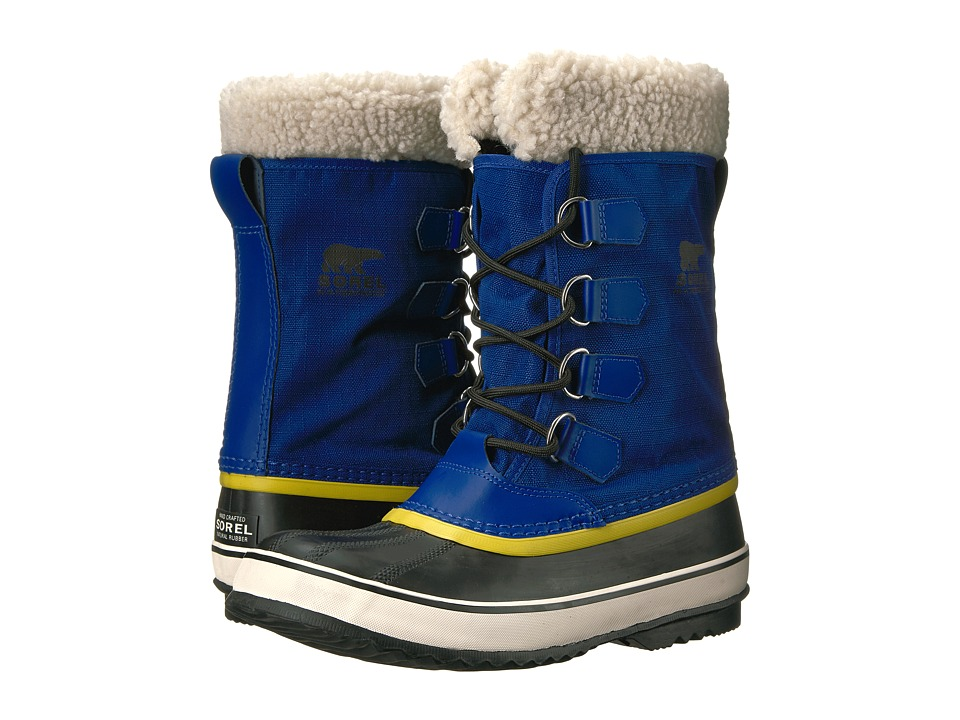SOREL Winter Carnivaltm (Aviation/Black) Women's Cold Weather Boots