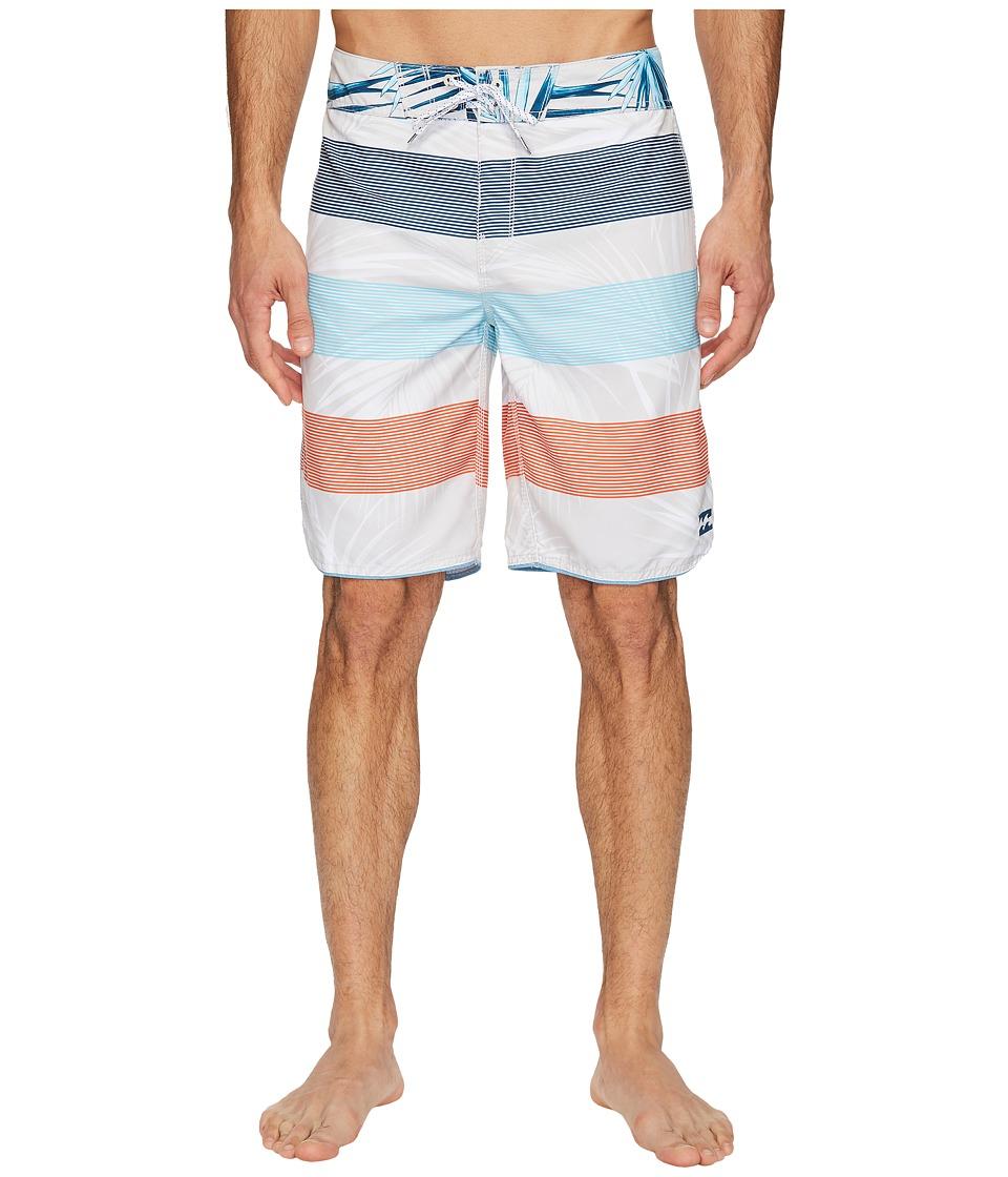 Billabong 73 OG Stripe Boardshorts (Stone) Men
