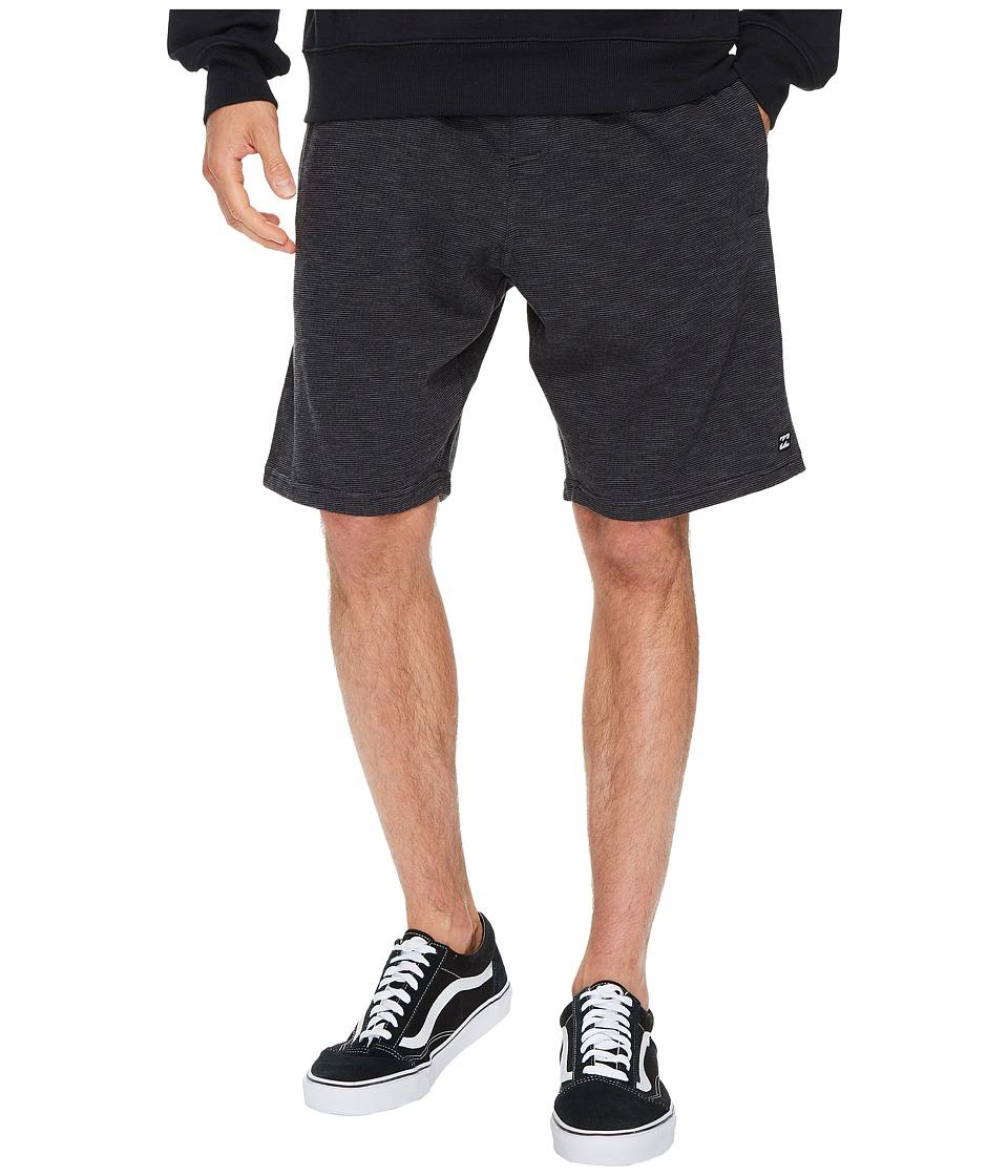 Billabong Balance Shorts (Black Heather) Men