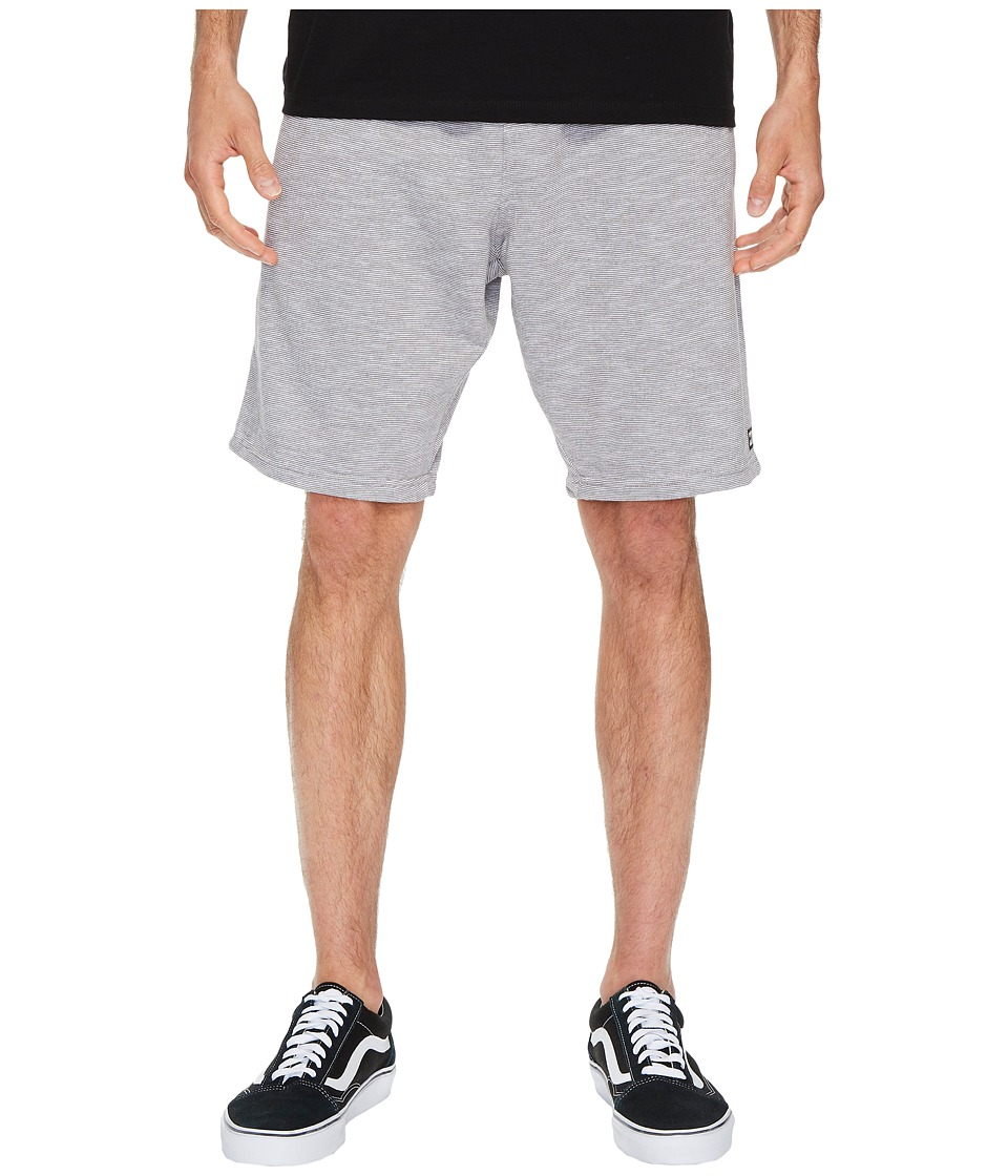 Billabong Balance Shorts (Light Grey Heather) Men